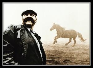 Kowboj po polsku (fot. Zdzisław Rynkiewicz)